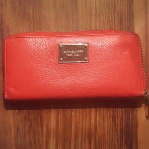 Michael Kors Soft Leather Wallet